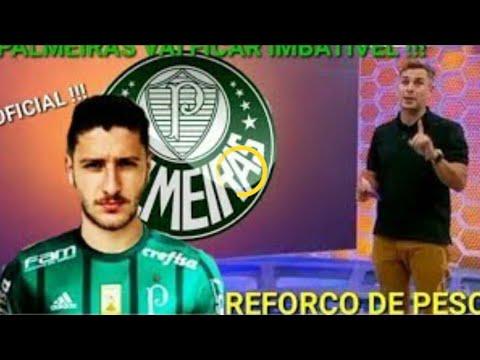 Oficial Ze Rafael Novo reforço do Palmeiras (debate dos comentarista sobre  a informação) 9e1d6681bda5c