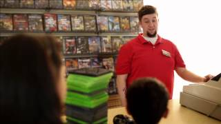 Sound Go Round Trade In Commercial - Gamestop Spoof