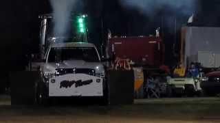 Hybrid Redneck Rally--Open Diesel Trucks--October 11, 2014
