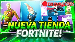 🔴*NEW SKINS* WAITING FOR THE NEW STORE LIVE!! | Fortnite: Battle Royale