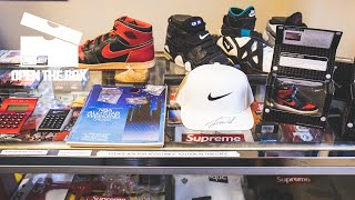 We Found One of the Rarest Nike Collections in An Iowa Sneaker Store   Open the Box
