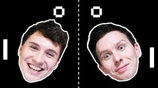 D a n  V s.  P h i l  -  P O N G