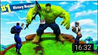 FORTNITE / HULK SKIN --- SUBSCRIBE ---