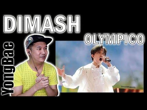 Dimash Kudaibergen - Olympico (New Wave 2019 Sochi