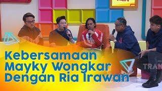 P3H - Kebersamaan Mayky Wongkar Dengan Ria Irawan (14/1/20) PART2