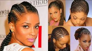 African Cornrow Hairstyles 2018 Pictures Youtube