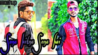 Chalo Ishq Ladaye:Sona Kitna Sona Hai   5 Govinda Best Mashup Song   Sonu Jacksun   ADTX PRODUCTION