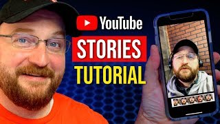 How To Use YouTube Stories Feature