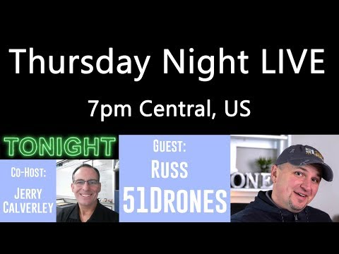 Ken Heron - TNL (Show #102) Russ (51Drones) And Freewell Lens Filter Giveaway