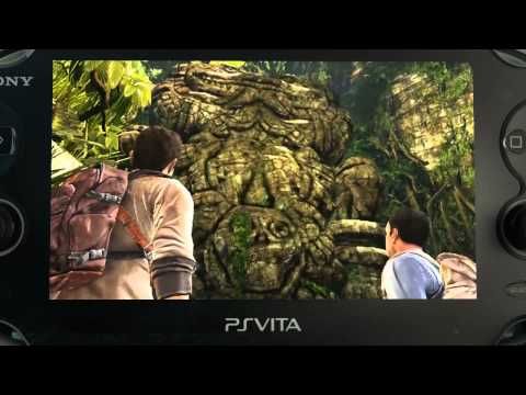 UNCHARTED: Golden Abyss - Trailer
