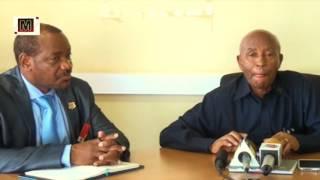 Waziri Dk Mwakyembe akutana na Jaji Lubuva