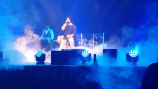 Poh De Raat vs Sajana Ve Sajana - Diljit Dosanjh 2016 UK Tour Leeds