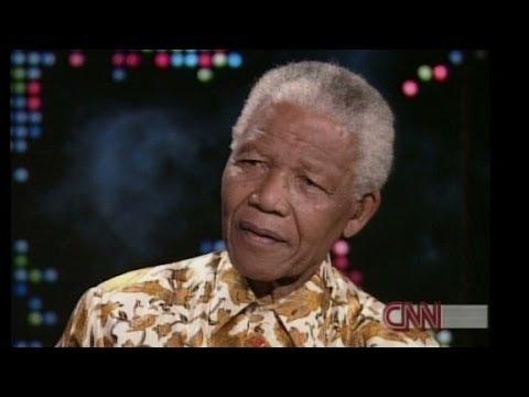 Mandela: 'I was thinking of, course, of freedom'