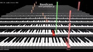 DAW  J.S Bach: Little Fugue in G-minor BWV578 - バッハ:小フーガ ト短調 BWV578