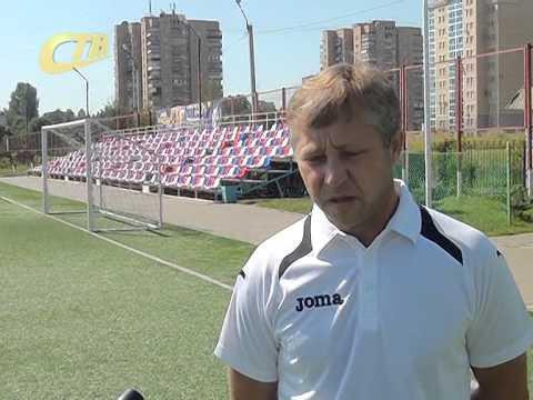 Ветераны железногорского футбола участвовали в Юбилейном турнире в Москве