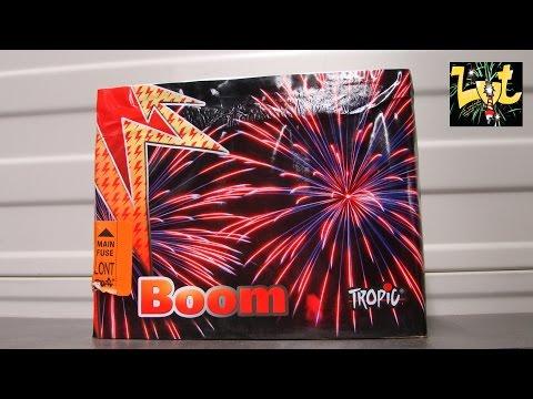 TB69 24 Shots Firework Cake from Tropic Poland