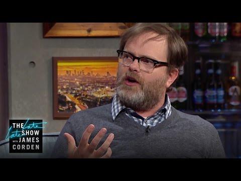 Rainn Wilson on the Dwight Schrute Tattoo Craze
