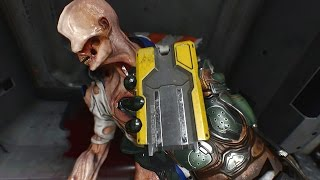 DOOM - Resource Operations / know your Enemy ( Nightmare Difficulty & no HUD )
