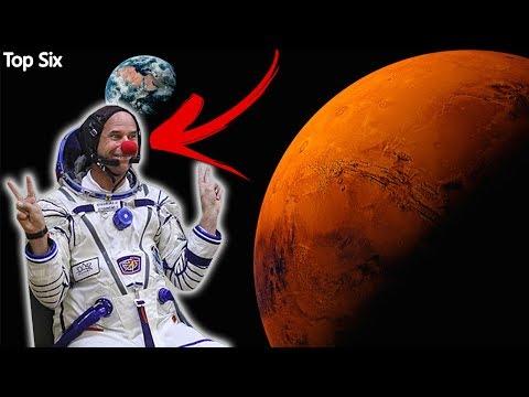 LA NASA BUSCA BROMISTA PARA LA MISIÓN A MARTE🤡