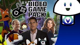 [Vinesauce] Vinny - Bideo Game Pack