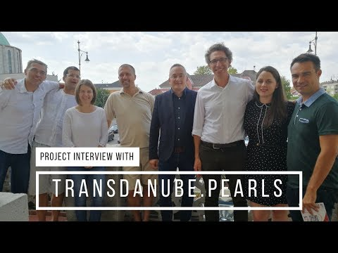 Transdanube.Pearls - Interreg Reporter Project Interview