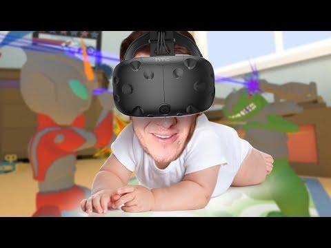 SIMULÁTOR DÍTĚTE VE VR!   HouseBox