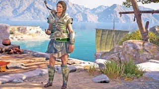 Assassin's Creed Odyssey #05: Zoando o Ciclope