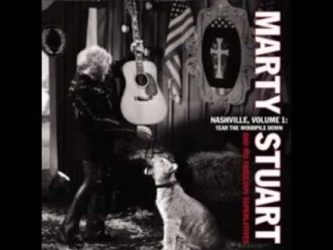 Marty Stuart - Tear The Woodpile Down (Feat. Buck Trent)