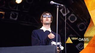 Oasis - Live Forever (Glastonbury 1994)