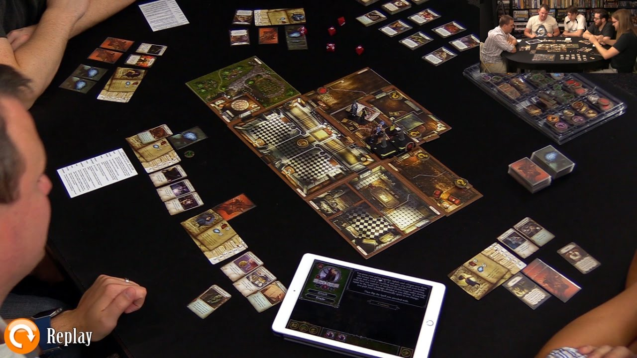 maxresdefault mansions of madness second edition gameplay & discussion youtube mansions of madness fuse box puzzle at soozxer.org