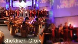 Shekinah Glory Ministry - Yes Lyrics