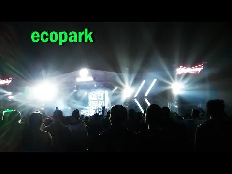 Steve Aoki  bieu dien Dj tai ecopark-2016