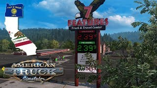 American Truck Simulator #66 (Hard Economy) - BRAINDEAD HOS VIOLATIONS | Thursday Week 33