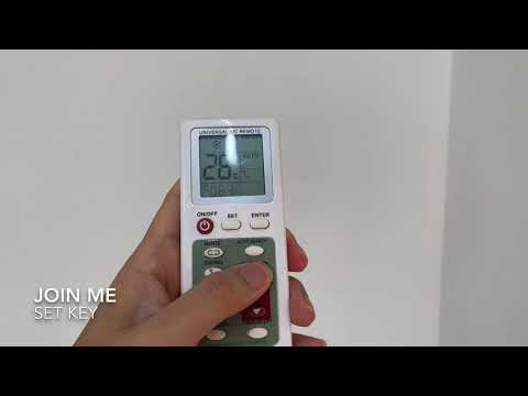 Universal Air Conditioning Controller A/C Does It Work? Mitsubishi Electric Air Con