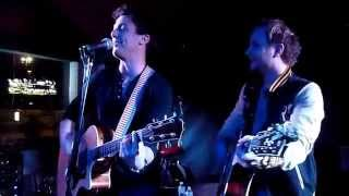 """Zach Myers and Justin Moore """"Night Moves"""" in Omaha, NE on the Tennessee Tour"""