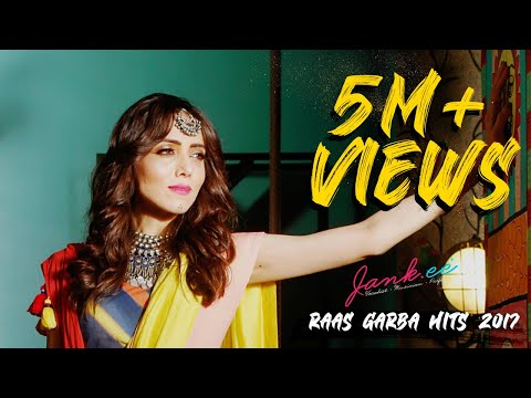 Raas Garba Hits 2017 by JANKEE Feat  Arpan Mahida