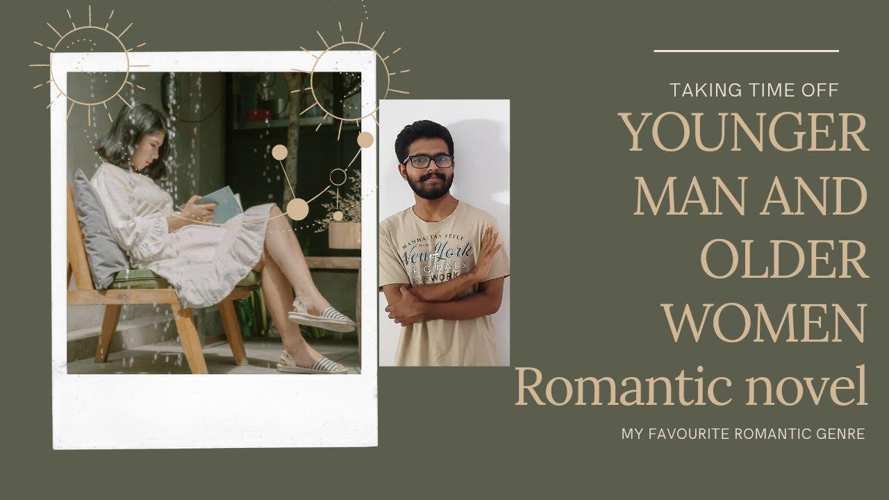 Woman older younger novels man romance 50 Must