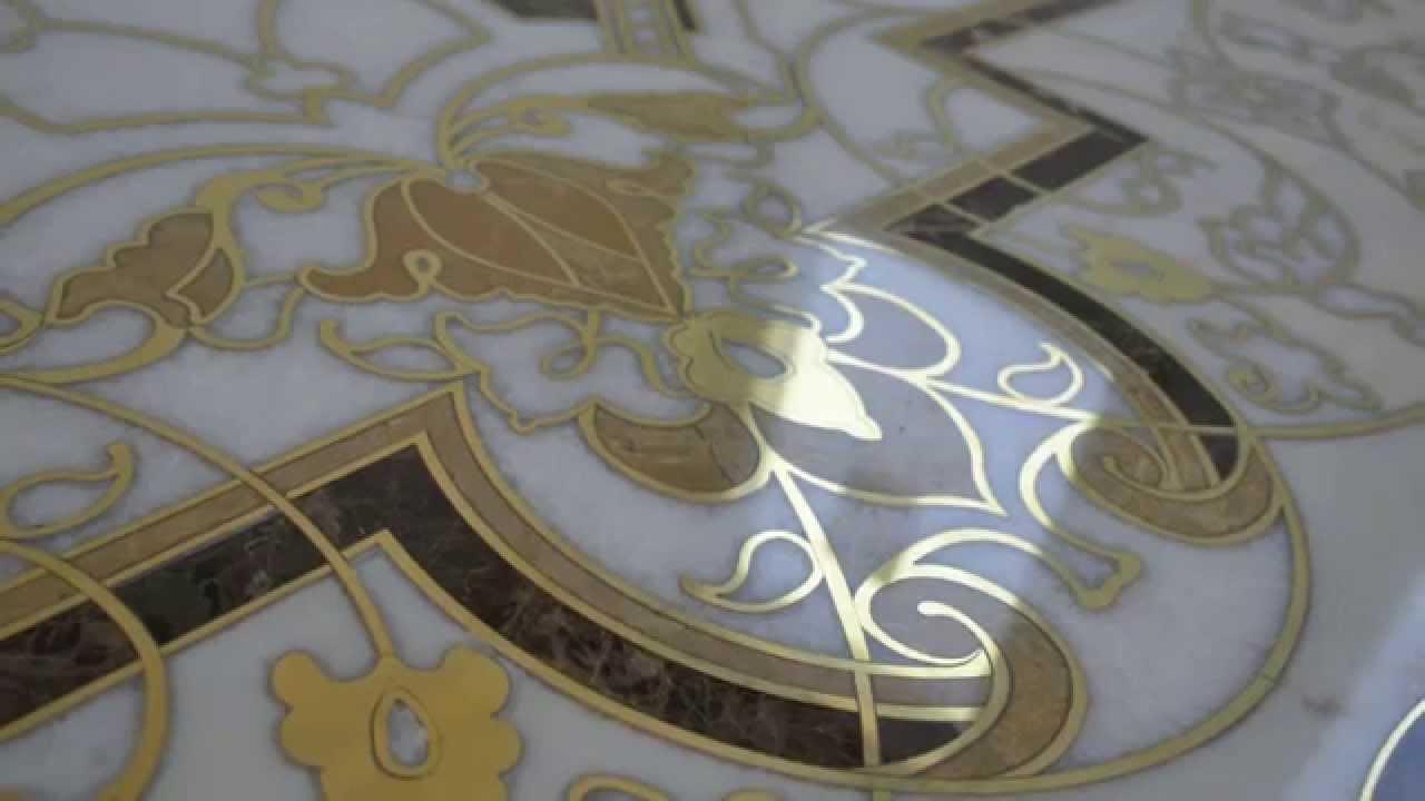 Medalion Marmura Allure 3 Youtube