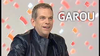 Pardonnez-moi - L'interview de Garou