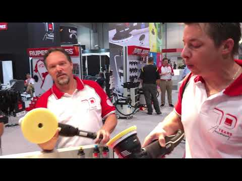 SEMA 2017 - New RUPES Products with Mike Phillips, Jason Rose and Todd Helme