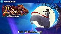 Grim Legends: The Forsaken Bride - Full Walkthrough + Bonus Chapter [PS4/Xbox One] rus199410