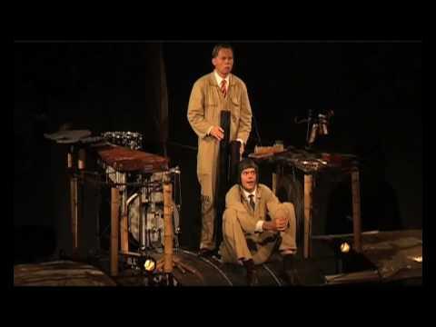 DE OCEAANVLUCHT VAN KAPITEIN LINDBERGH teaser - Het Filiaal theatermakers