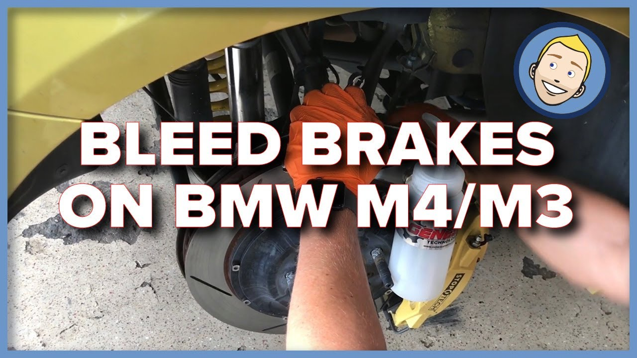 How To Change Brake Fluid >> How To Change Brake Fluid On A Bmw M4 With Stoptech Calipers