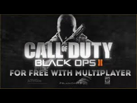 How to get Call of Duty: Black Ops 2 for free | PC | Multiplayer + Zombies | 2017