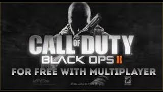 How to get Call of Duty: Black Ops 2 for free | PC | Multiplayer + Zombies | 2016