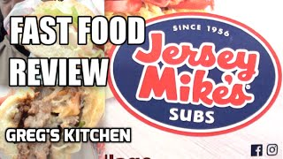 JERSEY MIKES SUB REVIEW - Greg's Kitchen