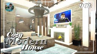 Roblox Welcome To Bloxburg 70k Modern House Wirelessgem