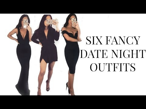 FANCY DATE NIGHT OUTFITS - VALENTINE