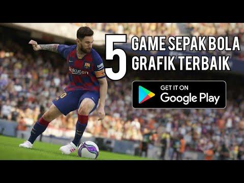 Top 7 Game Sepakbola Android Offline Terbaik 2020   Best Football Games for Mobile Graphics Full HD.