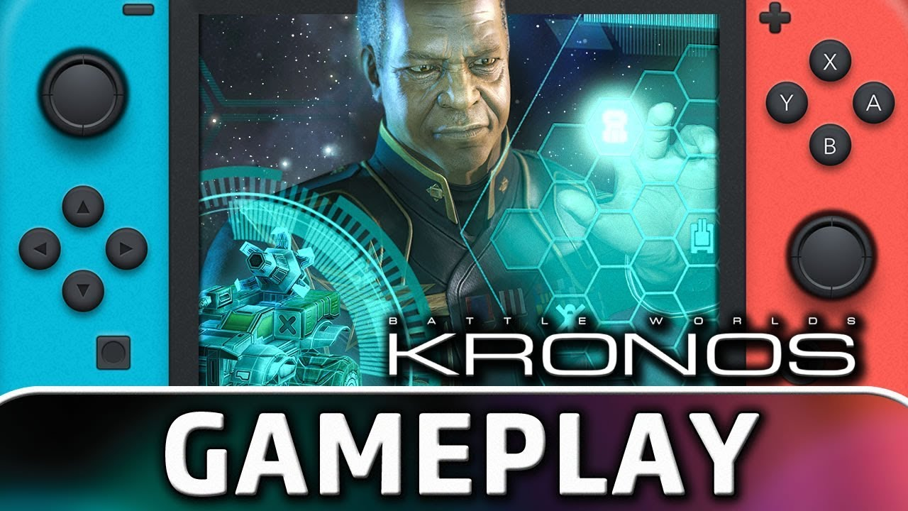 Battle Worlds: Kronos   First 20 Minutes on Nintendo Switch